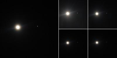 View Bulan dan Musytari