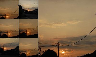 View Senja Subuh